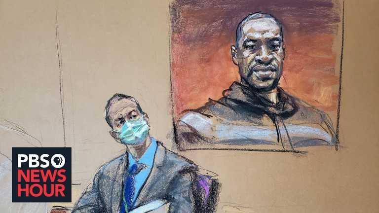 Derek Chauvin's attorneys blame drugs, witnesses in George Floyd's death