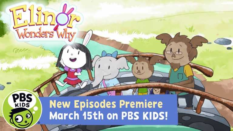Elinor Wonders Why | New Episodes Premiering March 15th! | PBS KIDS