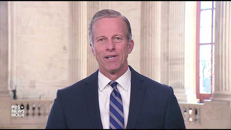 Sen. Thune calls COVID-19 relief package a 'big, wasteful, bloated bill'