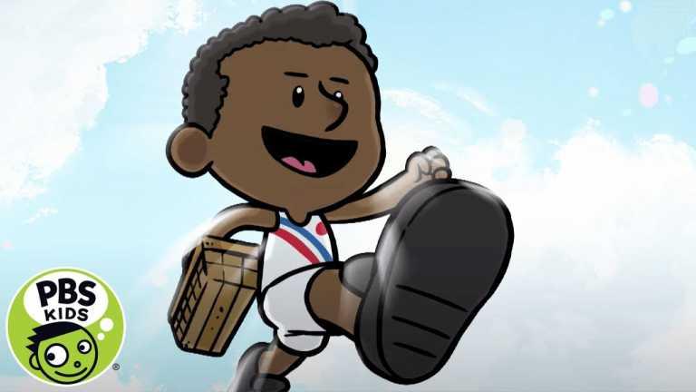 Xavier Riddle & the Secret Museum | Jesse Owens Races Home | PBS KIDS