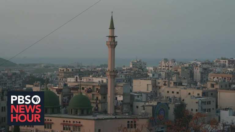 COVID-19 lockdown compounds Lebanon's economic crises