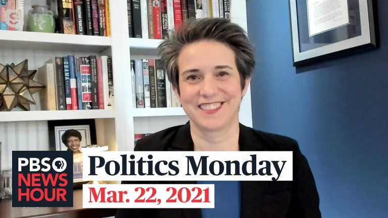 Amy Walter and Errin Haines on COVID stimulus relief, Biden immigration policy