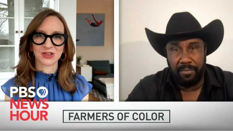 Head of Black farmers association 'disappointed' in Biden's choice to lead USDA