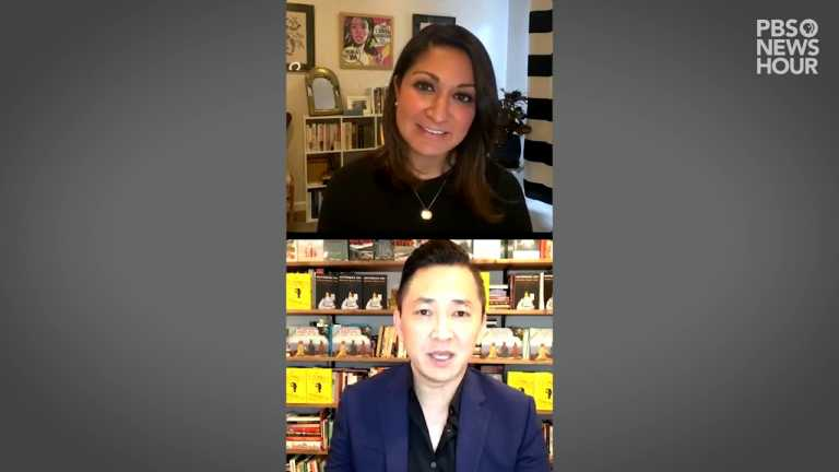 """WATCH: Author Viet Thanh Nguyen says Atlanta shooter """"targeted these women because they were Asian"""""""