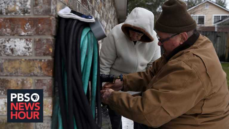 Millions remain without power in frigid temperatures after major winter storm