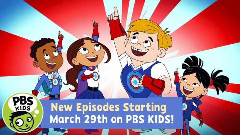 Hero Elementary | New Episodes Coming March 29th | PBS KIDS