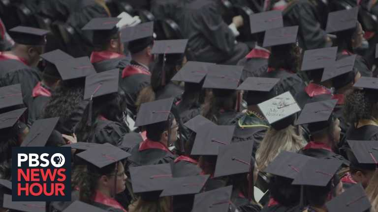 Millions of Americans strapped with student debt as debate continues over relief