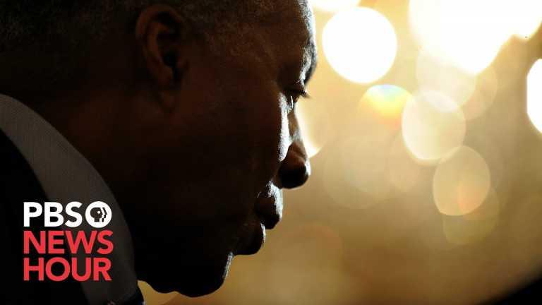 Vernon Jordan, civil rights leader and Clinton adviser, dies at 85
