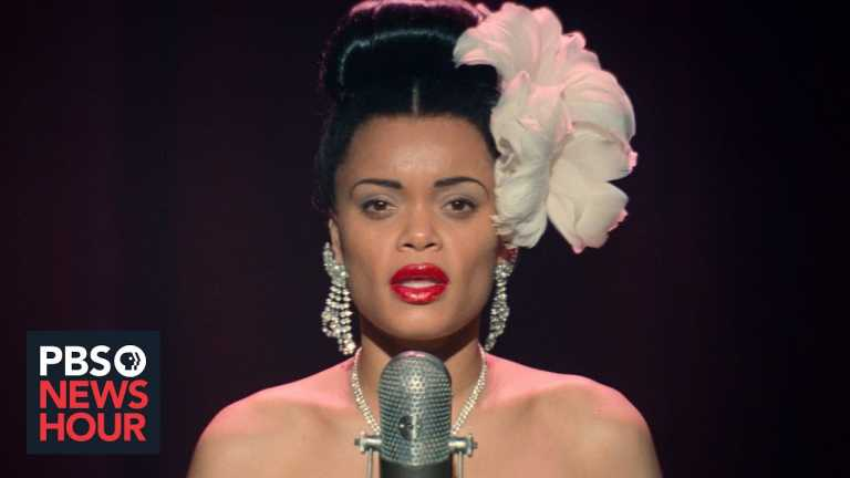 Andra Day on how her song 'Tigress & Tweed' builds on Billie Holiday's 'Strange Fruit'