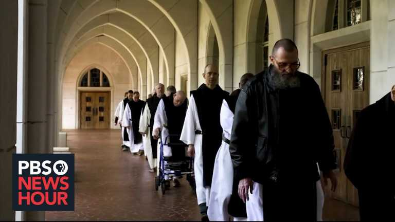 One monastery shows how faith and science can work together to serve humanity