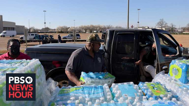Water crisis in Jackson, Mississippi highlights 'dire state' of city's infrastructure