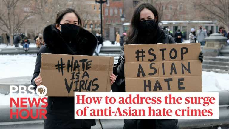 LIVE Q&A: How to address the surge of anti-Asian hate crimes