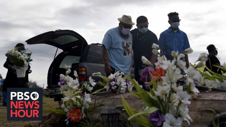 Battered by the pandemic, communities of color experience sharp drop in life expectancies