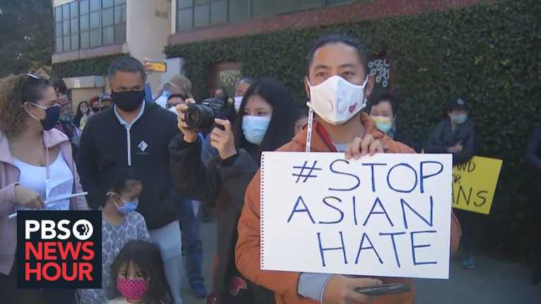 Asian Americans face a wave of discrimination during the pandemic