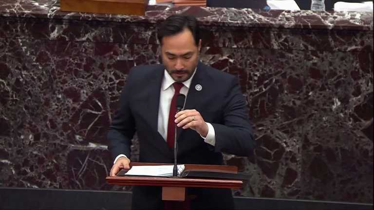 WATCH: Rep. Castro explains how Capitol attack threatened national security