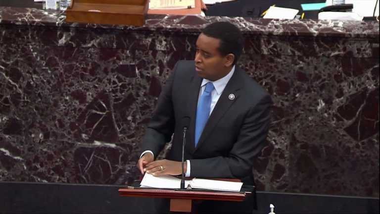 WATCH: 'Presidents can't inflame insurrection' and then walk away, Neguse says