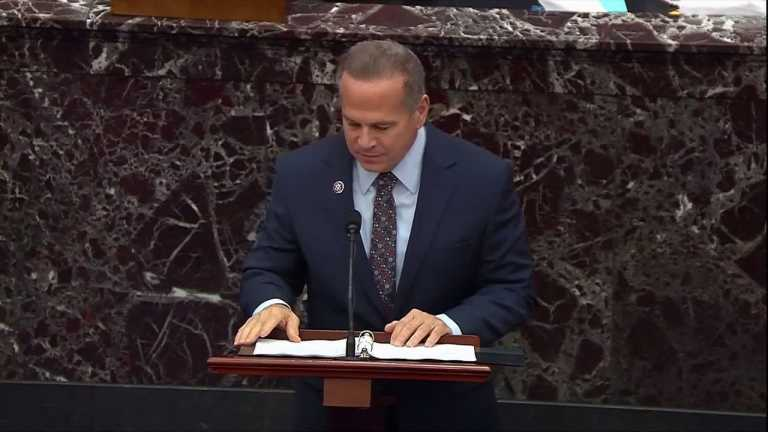 WATCH: Rep. Cicilline shows video of lawmakers describing their experiences during Capitol attack