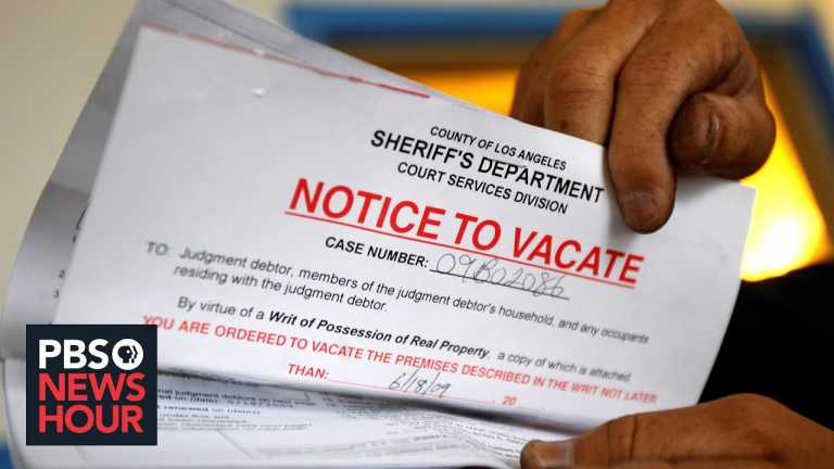 American renters hard-hit by pandemic juggle complicated assistance systems, eviction laws