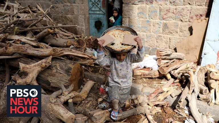 In Yemen's brutal ongoing war, 'the weakest no longer survive'