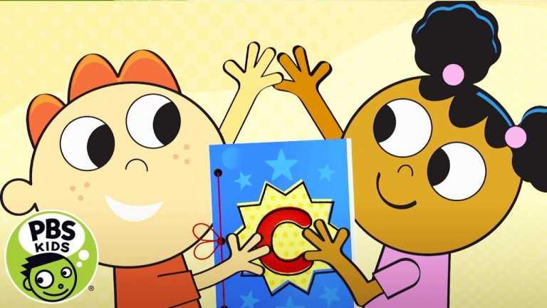 Sesame Street | C is for Comics! | PBS KIDS