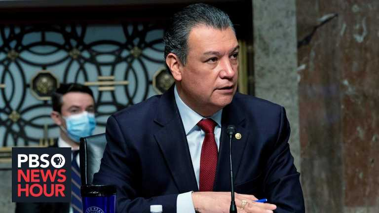 Sen. Alex Padilla on COVID relief: 'It's going to make a world of difference'