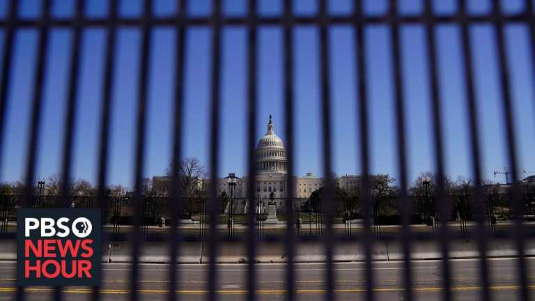 News Wrap: Task force calls for extensive security changes in the U.S. Capitol