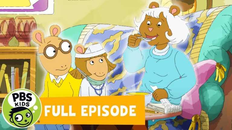 Arthur FULL EPISODE | The Great MacGrady, Parts 1 & 2 | PBS KIDS