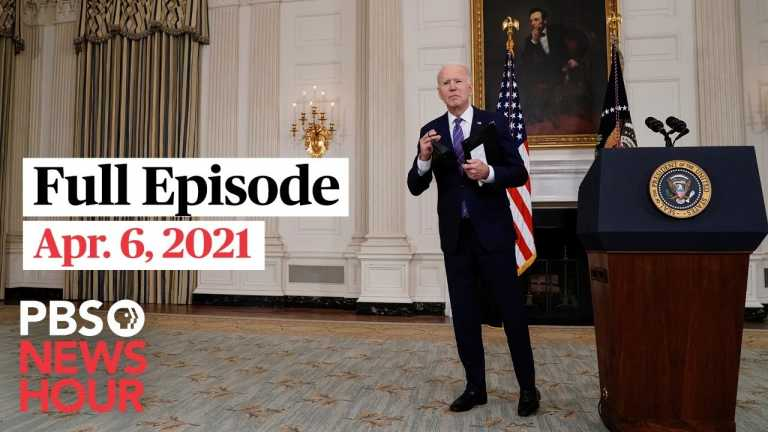 PBS NewsHour West live episode, Apr. 6, 2021