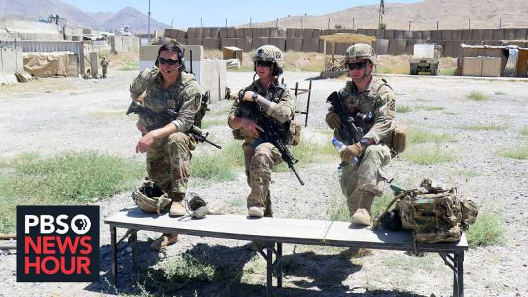 Will the withdrawal of U.S. troops enable the Taliban? Three Afghanistan experts weigh in