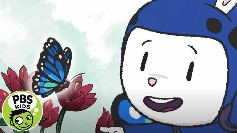 Elinor Wonders Why | 🦋 Butterfly Song! | PBS KIDS