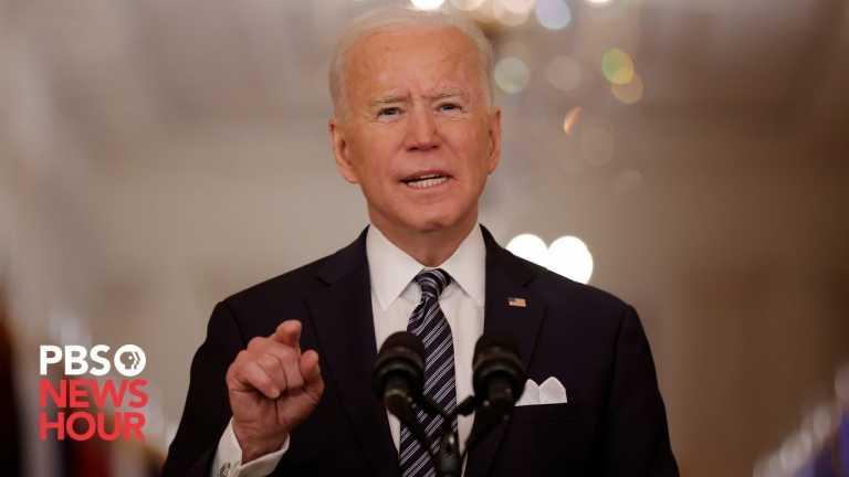 WATCH: Biden holds first Cabinet meeting