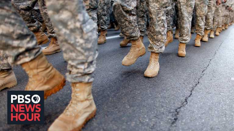 Examining the microaggressions and 'building blocks to extremism' within the military