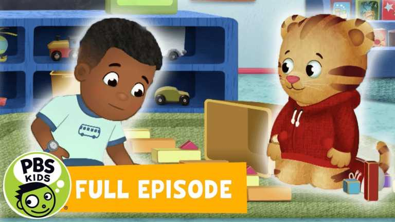 Daniel Tiger's Neighborhood | Daniel's New Friend Max / A New Friend at the Clock Factory | PBS KIDS