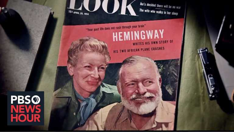 New Mexico inmates connect with Ernest Hemingway's life and work