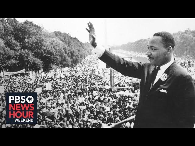 From MLK Jr. to Black Lives Matter: America's 'racial reckoning'