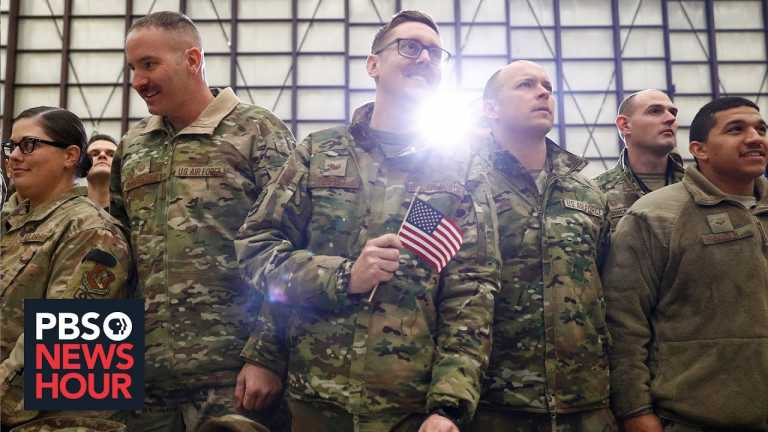 Biden to remove remaining U.S. troops from Afghanistan by September