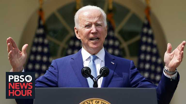 How Biden's infrastructure plan aims to tax corporations that move profits overseas