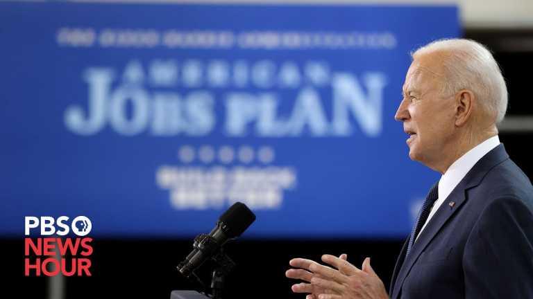 WATCH LIVE: Biden to speak on March jobs gain