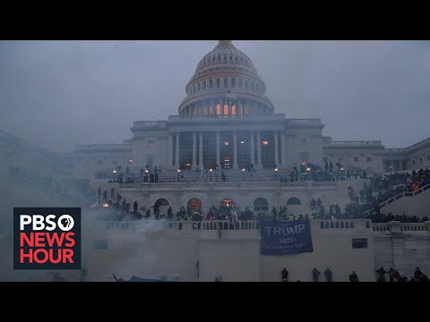 How the shadow of the Jan. 6 riot still looms large over Congress