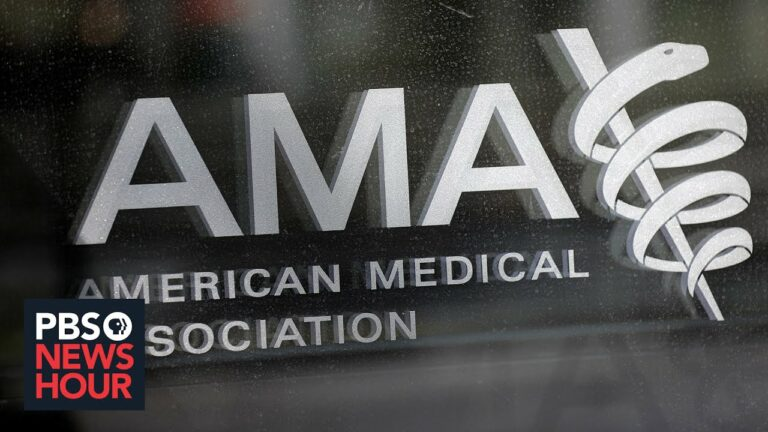 Examining the American Medical Association's racist history and its overdue reckoning