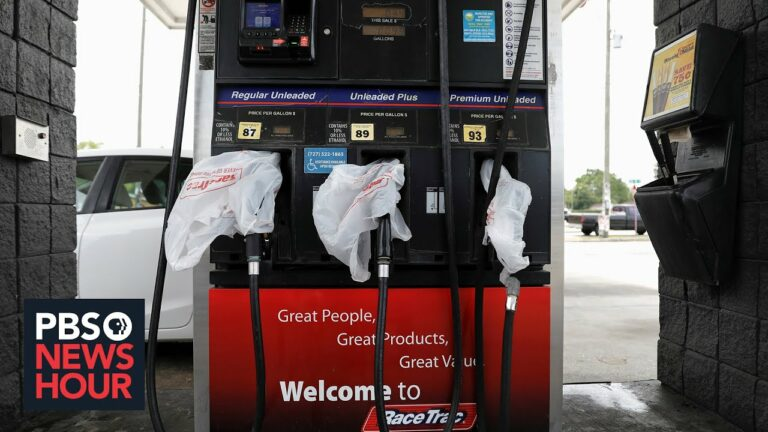 Here's the latest on gas shortages in the US and the plans to prevent future hacks
