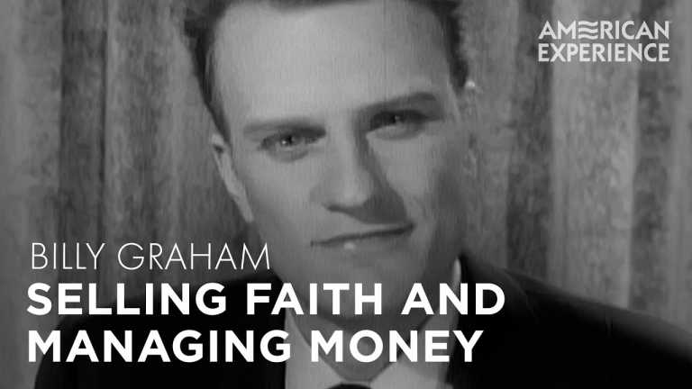 Selling Faith and Managing Money   Billy Graham   American Experience   PBS