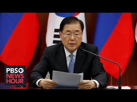 South Korea's foreign minister on US role in denuclearizing North Korea