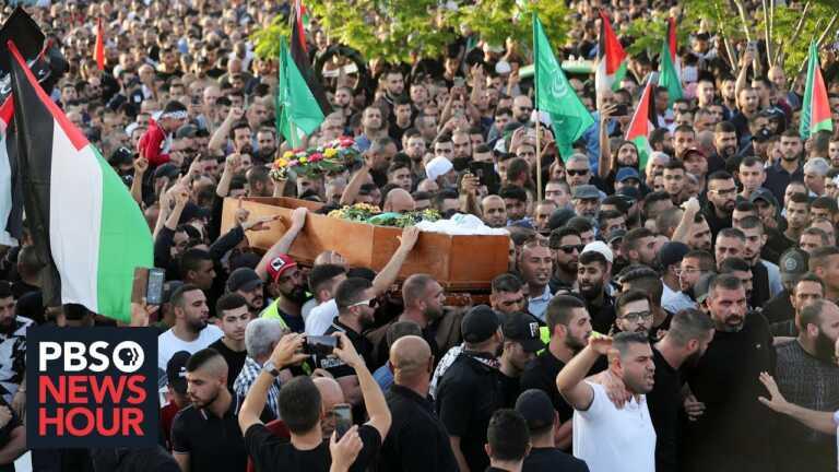 A look at the humanitarian crisis wrought by Israel-Hamas war