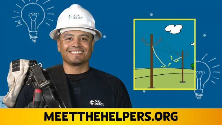 Lineworkers Help to Turn the Power Back on Following Emergencies