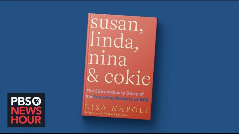 The trailblazing women behind 50 years of extraordinary journalism at NPR