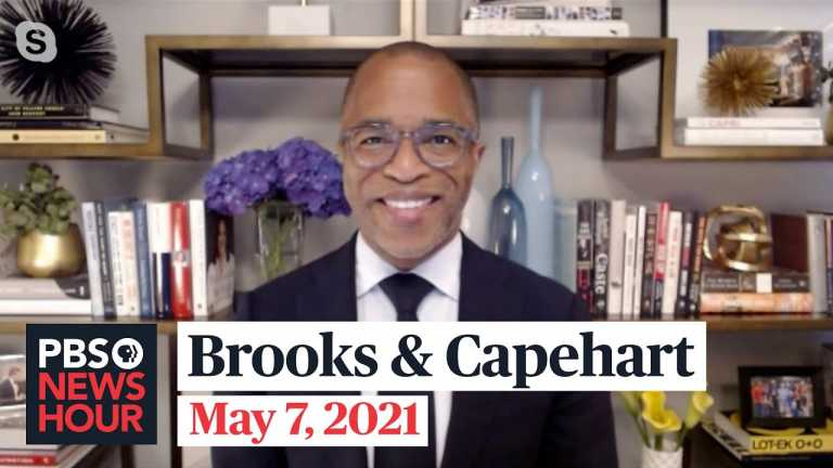 Brooks and Capehart on jobs report, Liz Cheney and election laws