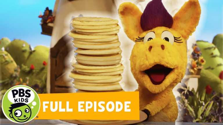 Donkey Hodie FULL EPISODE | Flying Flapjacks / Pickle Penguin Problem | PBS KIDS