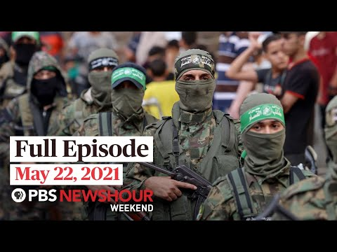 PBS NewsHour Weekend Full Episode May 22, 2021