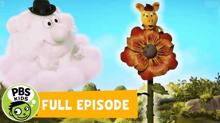 Donkey Hodie FULL EPISODE | Growing the Ungrowdenia / Camp Buddy Buddy | PBS KIDS